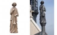 REIMS - Saint-Joseph - Ange musicien
