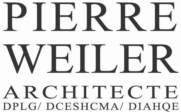Pierre Weiler Architecte